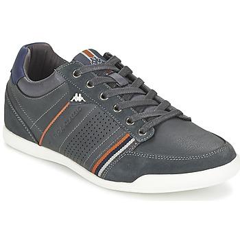 Παπούτσια Άνδρας Χαμηλά Sneakers Kappa SAWATI Black