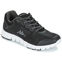 Παπούτσια Άνδρας Χαμηλά Sneakers Kappa SPEEDER Black