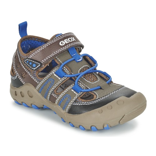 Παπούτσια Κορίτσι Σανδάλια / Πέδιλα Geox J SAND.KYLE A Brown