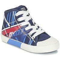 Παπούτσια Αγόρι Ψηλά Sneakers Geox J KIWI B. E Marine