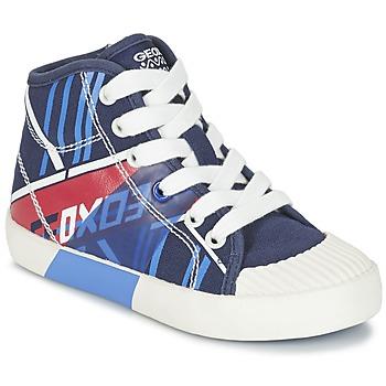 Ψηλά Sneakers Geox J KIWI B. E
