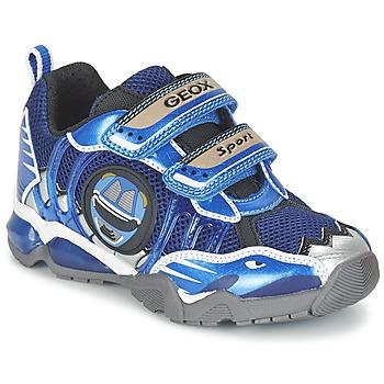 Παπούτσια Αγόρι Χαμηλά Sneakers Geox J SHUTTLE B. B MARINE