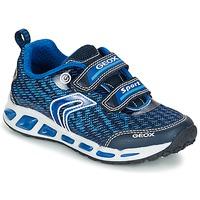 Παπούτσια Αγόρι Χαμηλά Sneakers Geox J SHUTTLE B.A MARINE