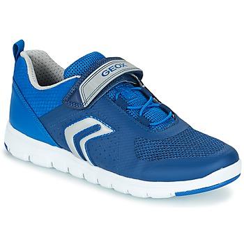Παπούτσια Αγόρι Χαμηλά Sneakers Geox J XUNDAY B. B MARINE