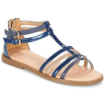 Παπούτσια Κορίτσι Σανδάλια / Πέδιλα Geox J S.KARLY G. D MARINE