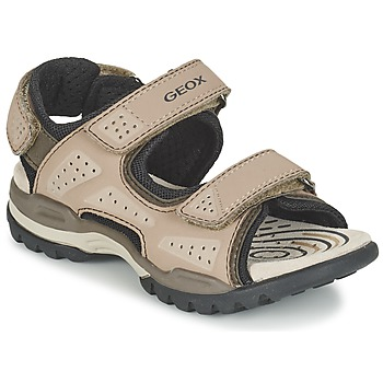 Παπούτσια Αγόρι Σπορ σανδάλια Geox J BOREALIS B. B Sable