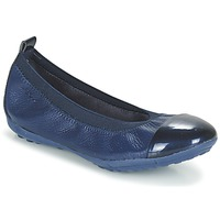Παπούτσια Κορίτσι Μπαλαρίνες Geox J PIUMA BALL B Marine