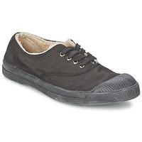 Παπούτσια Παιδί Χαμηλά Sneakers Bensimon TENNIS FOURREES Grey