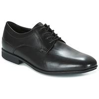 Παπούτσια Άνδρας Derby Rockport SC PLAIN TOE Black