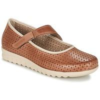 Παπούτσια Γυναίκα Μπαλαρίνες Pitillos FARCO Brown