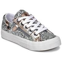 Παπούτσια Κορίτσι Χαμηλά Sneakers Kaporal AMBERA Silver