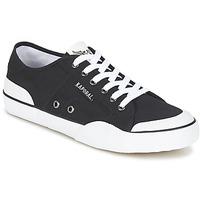 Παπούτσια Άνδρας Χαμηλά Sneakers Kaporal BUCKET Black