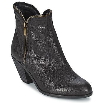 Παπούτσια Γυναίκα Μποτίνια Sam Edelman LINDEN Μαυρο