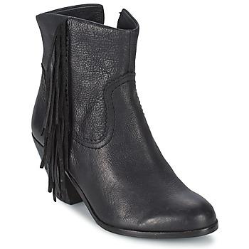 Παπούτσια Γυναίκα Μποτίνια Sam Edelman LOUIE Μαυρο