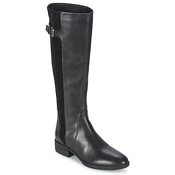 Παπούτσια Γυναίκα Μπότες για την πόλη Sam Edelman PATTON Μαυρο