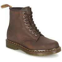 Παπούτσια Μπότες Dr Martens 1460 Brown / Fonce
