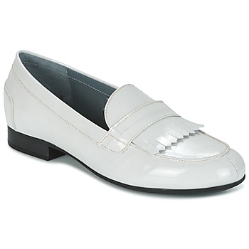 Παπούτσια Γυναίκα Μοκασσίνια Arcus NATICE άσπρο