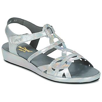 Παπούτσια Γυναίκα Σανδάλια / Πέδιλα Arcus SALON Silver