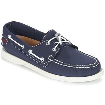Παπούτσια Γυναίκα Boat shoes Sebago DOCKSIDES ARIAPRENE Marine