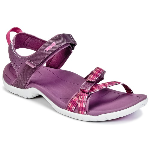 Παπούτσια Γυναίκα Σπορ σανδάλια Teva VERRA Violet
