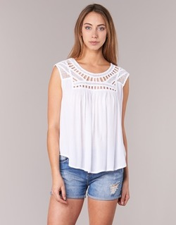 Υφασμάτινα Γυναίκα Αμάνικα / T-shirts χωρίς μανίκια Rip Curl AMOROSA TOP Άσπρο