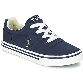 Παπούτσια Αγόρι Χαμηλά Sneakers Ralph Lauren HANFORD Marine