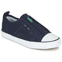 Παπούτσια Αγόρι Χαμηλά Sneakers Ralph Lauren RYLAND Marine