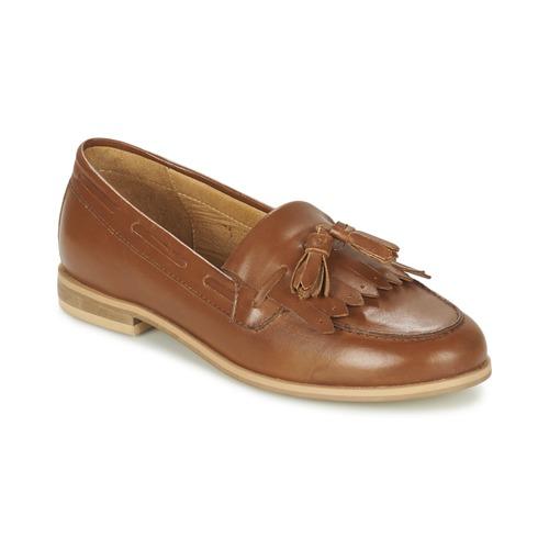 Παπούτσια Γυναίκα Μοκασσίνια Ravel TILDEN CAMEL