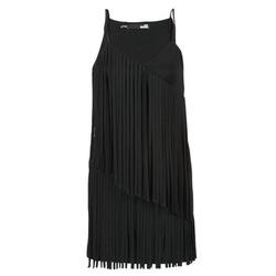 Υφασμάτινα Γυναίκα Κοντά Φορέματα Love Moschino W595800 Black