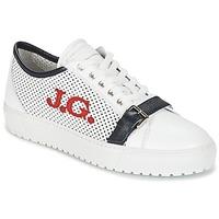 Παπούτσια Άνδρας Χαμηλά Sneakers John Galliano 2477CA Άσπρο