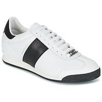 Παπούτσια Άνδρας Χαμηλά Sneakers Roberto Cavalli 2042C άσπρο / Black