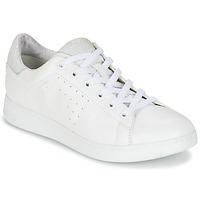 Παπούτσια Γυναίκα Χαμηλά Sneakers Geox JAYSEN A άσπρο