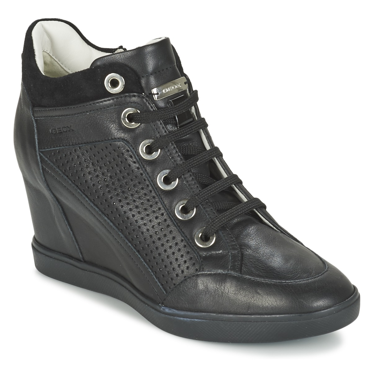 49cf28a80b1 Ψηλά Sneakers Geox ELENI C, Γυναικεία sneakers, ΓΥΝΑΙΚΑ | ΠΑΠΟΥΤΣΙΑ ...