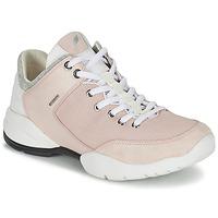 Παπούτσια Γυναίκα Χαμηλά Sneakers Geox SFINGE A Ροζ