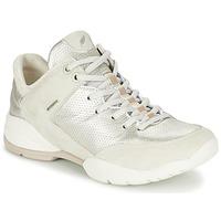 Παπούτσια Γυναίκα Χαμηλά Sneakers Geox SFINGE A άσπρο