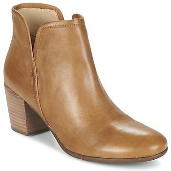 Παπούτσια Γυναίκα Μποτίνια Geox LUCINDA B Curry