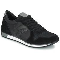 Παπούτσια Άνδρας Χαμηλά Sneakers Geox VINTO C Black
