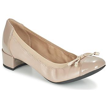 Παπούτσια Γυναίκα Γόβες Geox D CAREY A Taupe