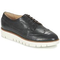 Παπούτσια Γυναίκα Derby Geox D BLENDA A Black