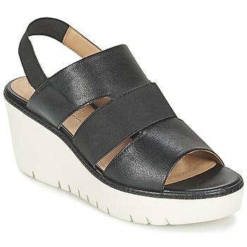 Παπούτσια Γυναίκα Σανδάλια / Πέδιλα Geox D DOMEZIA B Black