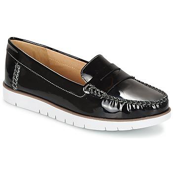 Παπούτσια Γυναίκα Derby Geox D KOOKEAN F Black