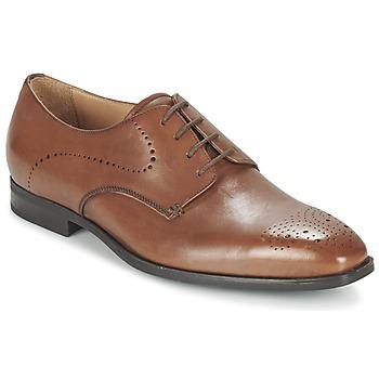 Παπούτσια Άνδρας Derby Geox U NEW LIFE A Brown
