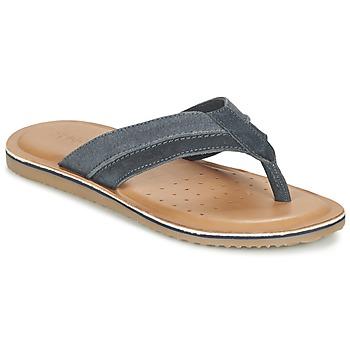 Παπούτσια Άνδρας Σαγιονάρες Geox U ARTIE B Marine
