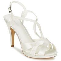 Παπούτσια Γυναίκα Σανδάλια / Πέδιλα Menbur AMPARO άσπρο