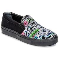 Παπούτσια Γυναίκα Slip on Kenzo K-SKATE Black