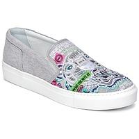 Παπούτσια Γυναίκα Slip on Kenzo K-SKATE Grey