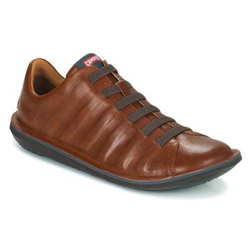 Παπούτσια Άνδρας Derby Camper BEETLE Brown
