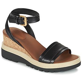 Παπούτσια Γυναίκα Σανδάλια / Πέδιλα See by Chloé SB26094 Black