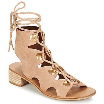 Παπούτσια Γυναίκα Σανδάλια / Πέδιλα See by Chloé SB28231 Beige