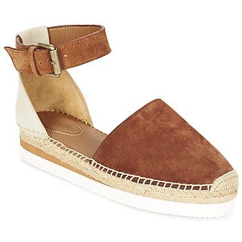 Παπούτσια Γυναίκα Εσπαντρίγια See by Chloé SB26150 Brown